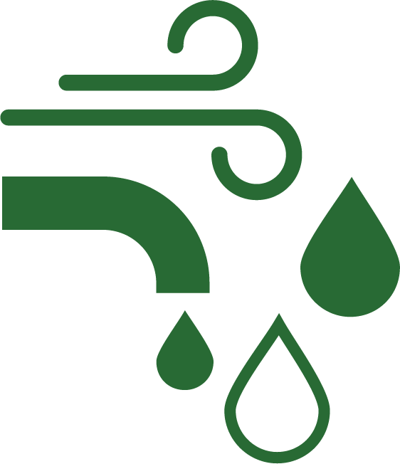 Toxic-Free Environment Graphic